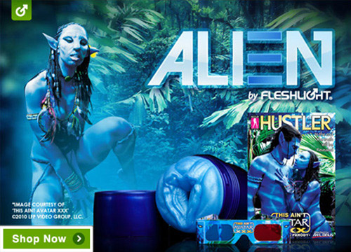 Alien Fleshlight