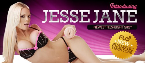 Jesse Jane Fleshlight