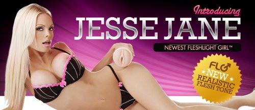 Jesse Jane Fleshlight