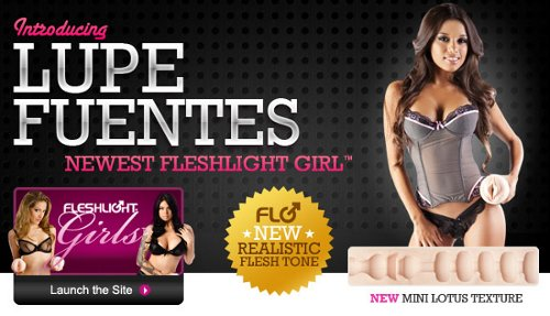 Lupe Fuentes Fleshlight girls