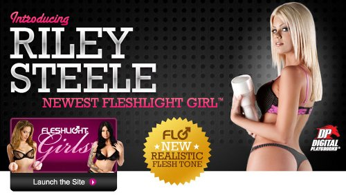 Riley Steele Fleshlight