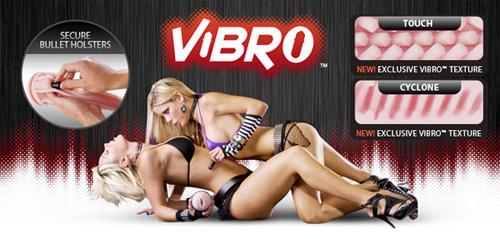 Fleshlight Vibro title